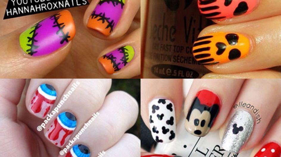 50 Halloween Manicure Ideas