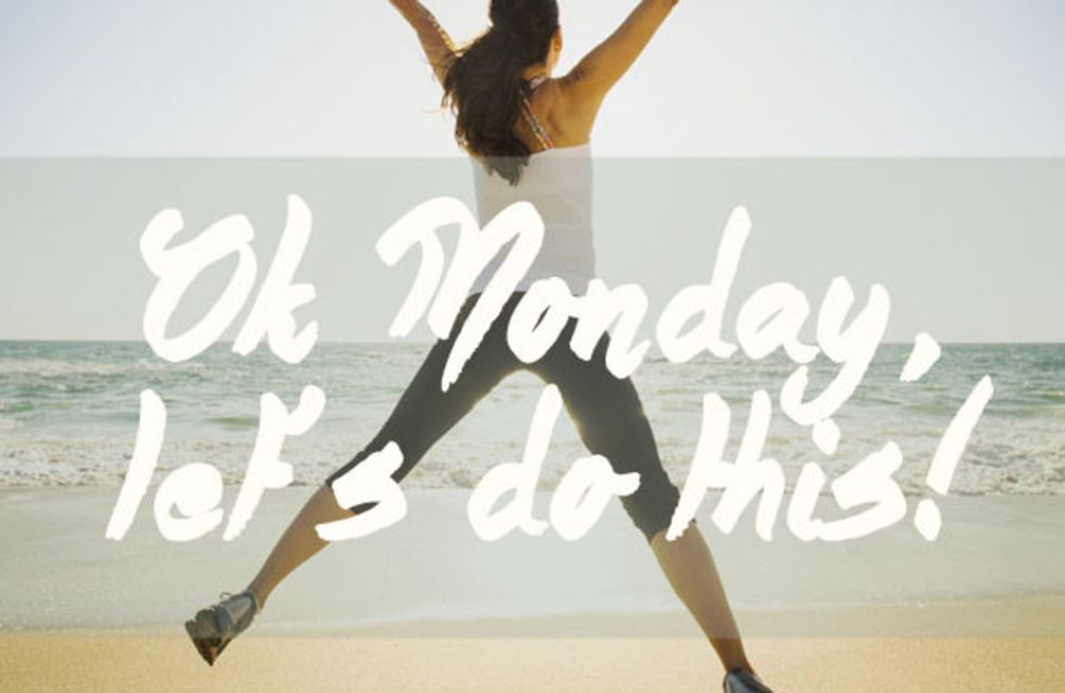 Monday To Sunday: Quotes To Get You Through The Week