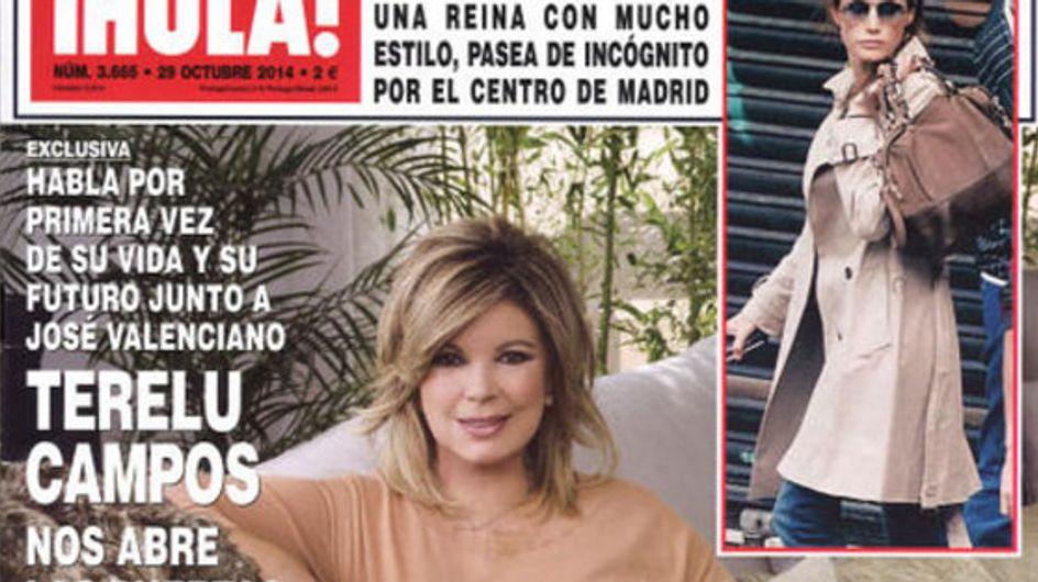 Las portadas de las revistas: Octubre semana 4