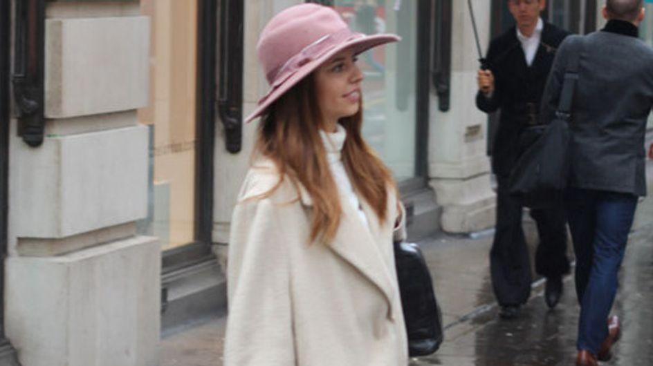 London Street Style 2014: Under Wraps