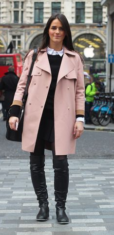Streetstyle London November 2014