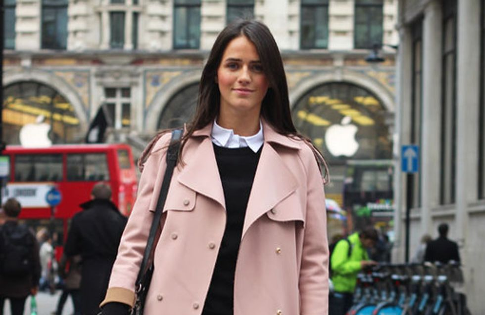 London Street Style: Winter Warmers