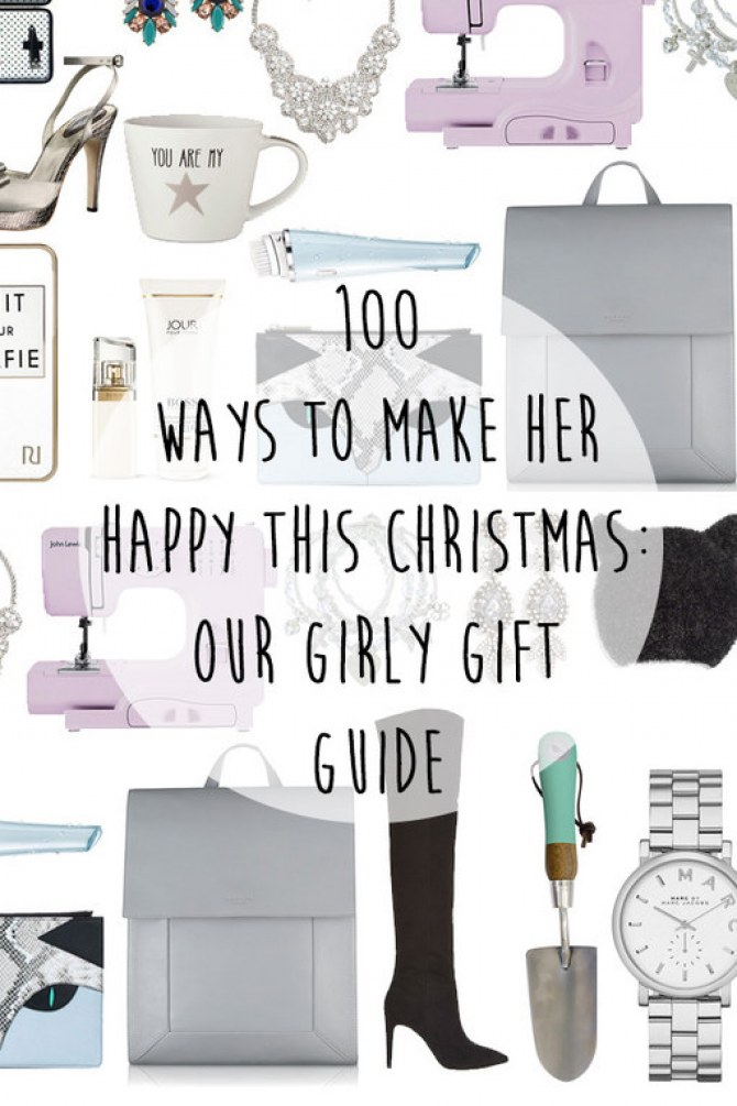 The Ultimate 2014 Christmas Gift Guide For HER!