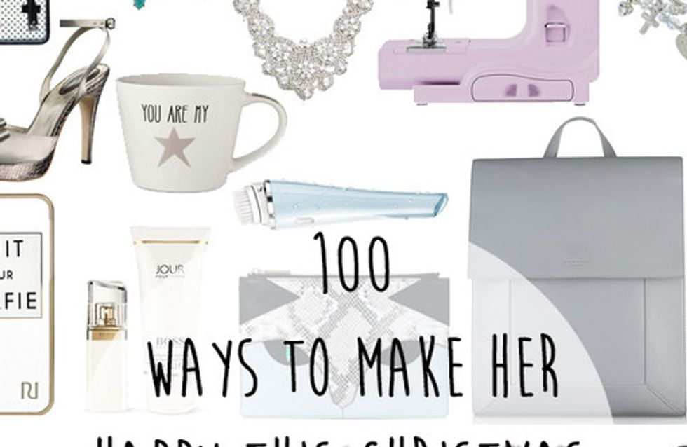 The Ultimate 2015 Christmas Gift Guide For HER!