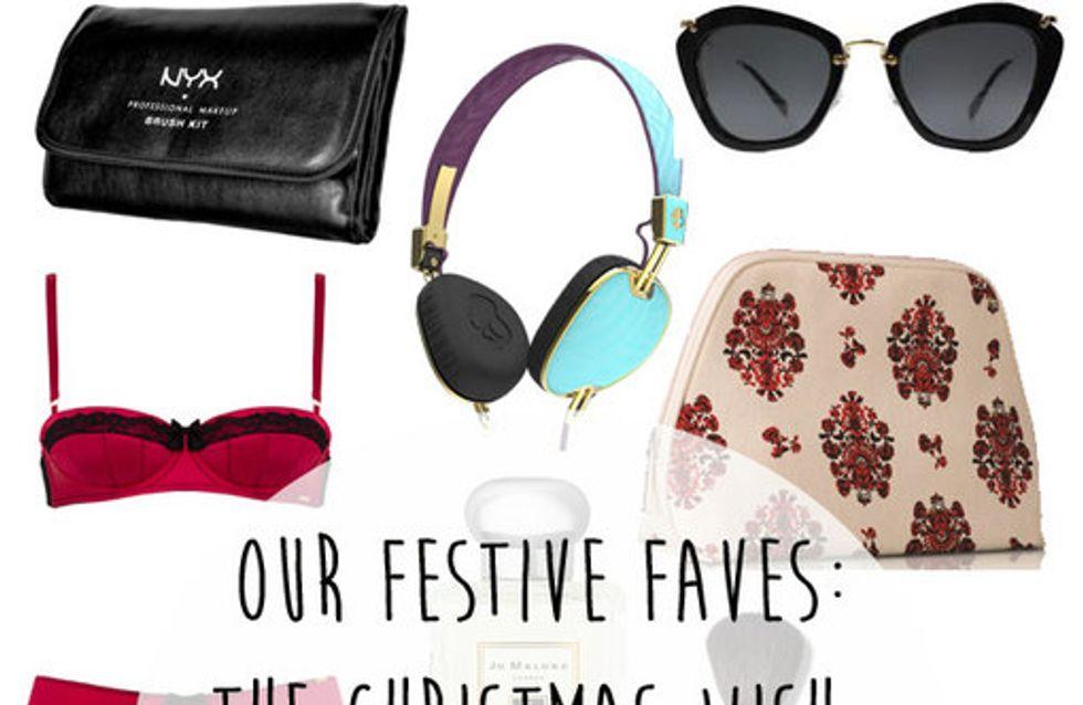 Christmas Wish List: Sofeminine's Festive Favourites
