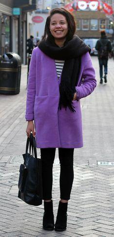 Streetstyle London Dezember 2014