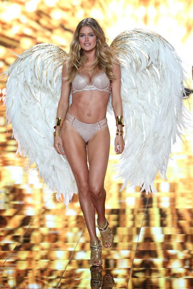 Les plus belles images du défilé Victoria's Secret 2014