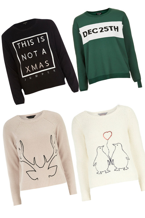 25 Christmas Jumpers That Prove Novelty Fashion Is A Thing