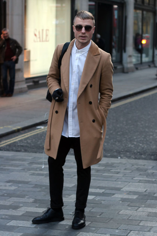 London Street Style 2014: Fashion Coated