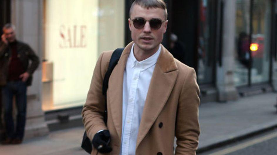 London Street Style 2014: Fashion Coated