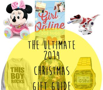 The Ultimate 2015 Christmas Gift Guide For The Kids