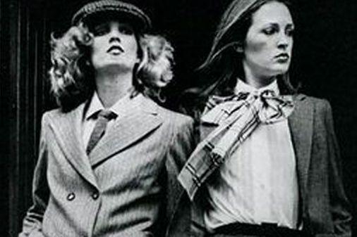 Saint Laurent fashion moments.