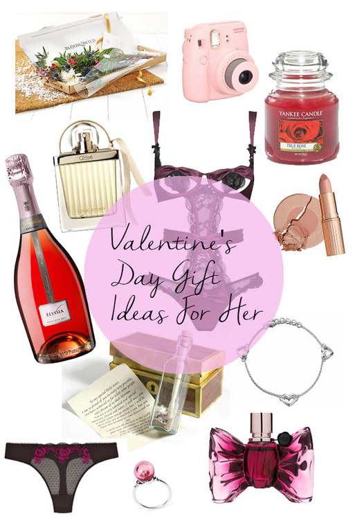 Valentine's Day Gift Ideas: The Presents She Really Wants