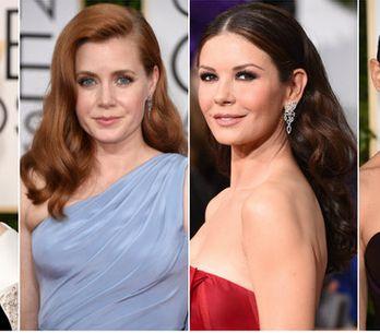 Golden Globes 2015 - Hair & Beauty