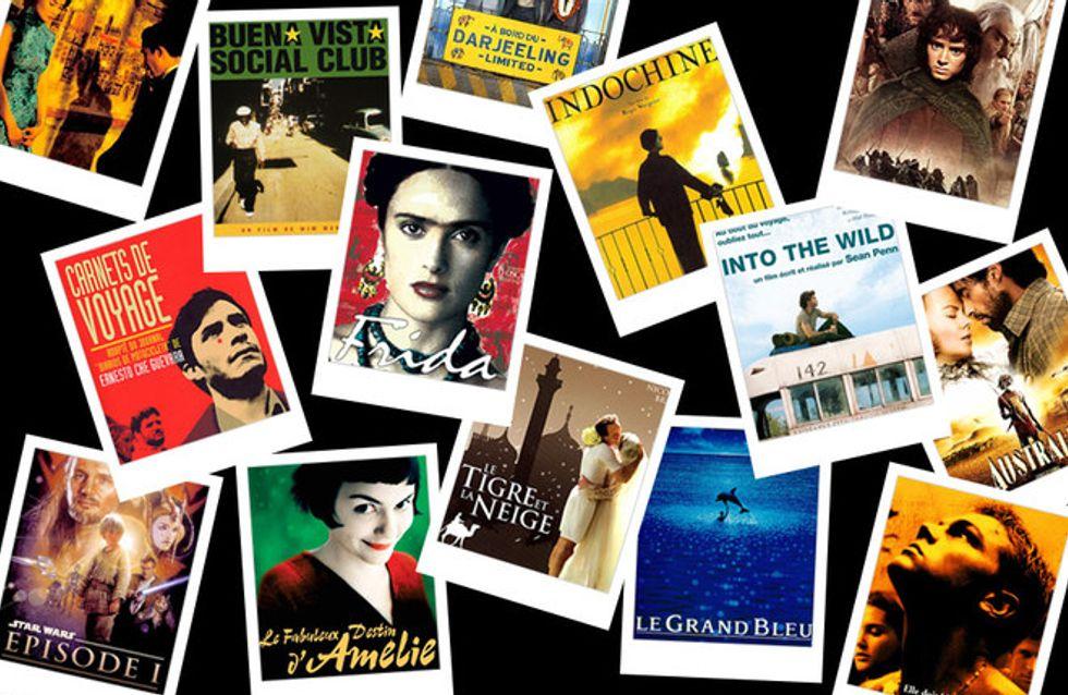 50 films qui donnent envie de voyager