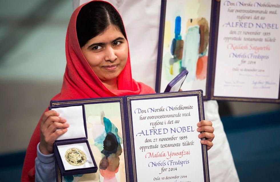 Frases Inspiradoras Del Premio Nobel De La Paz Malala