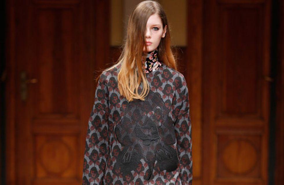 Dorothee Schumacher: Fashion Week Berlin, Herbst/Winter 2015