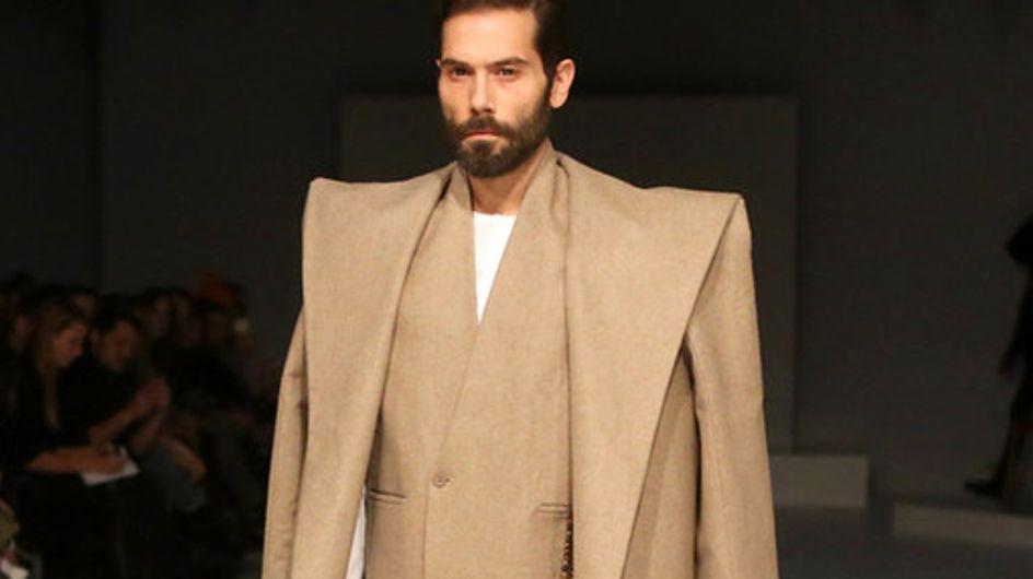 Nian/Nihan Buruk: Fashion Week Berlin, Herbst/Winter 2015