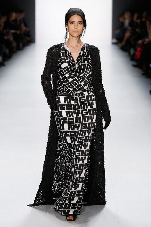 Jetzt wird's prominent! Guido Maria Kretschmer auf der Fashion Week