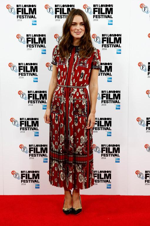 Los mejores looks del embarazo de Keira Knightley