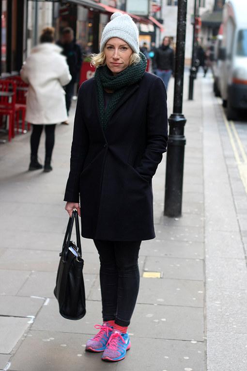 London Street Style 2015: looks de invierno