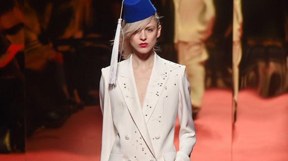 Schiaparelli: París Alta Costura Primavera-Verano 2015