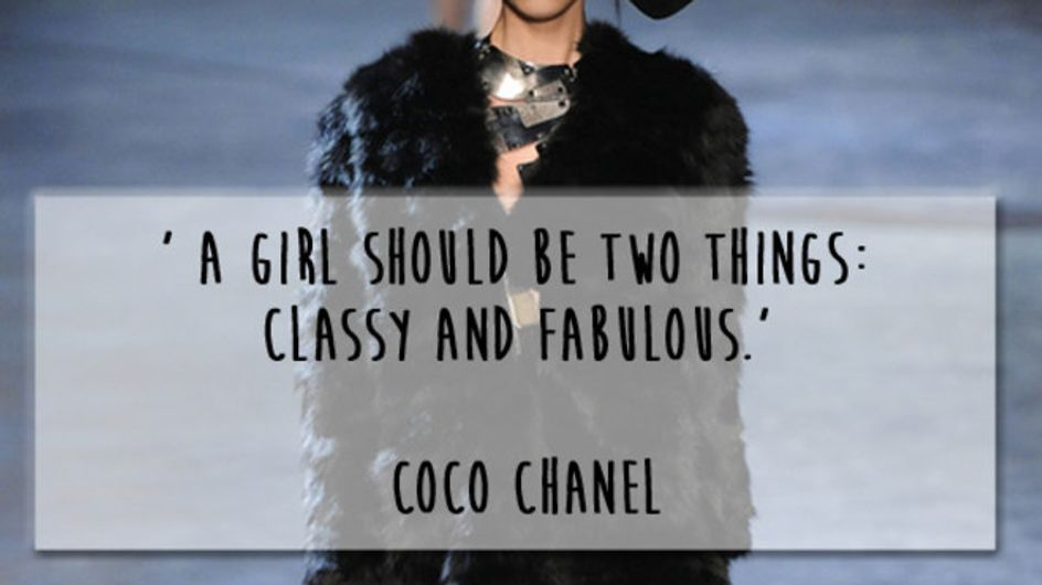 50 Of The Best Quotes On Style