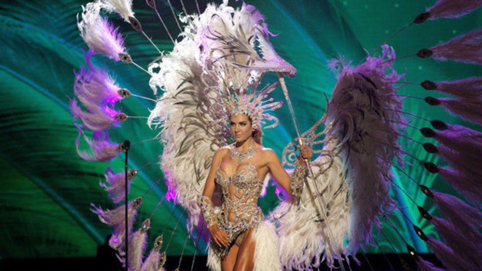 Los peores trajes típicos de Miss Universo