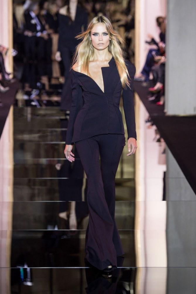 Défilé Versace - Défilé Haute Couture Printemps-Eté Paris 2015