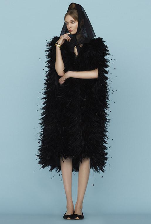 Ulyana Sergeenko Haute Couture primavera estate 2015