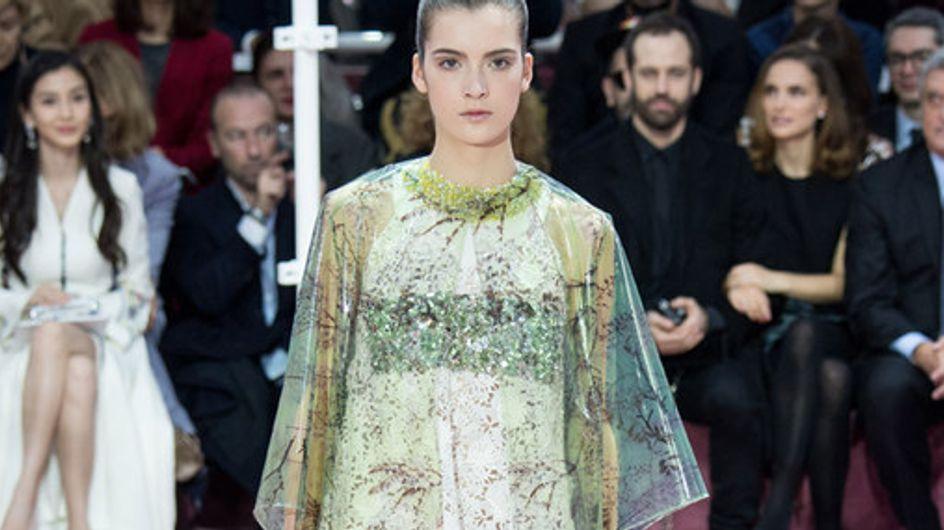 Christian Dior: París Alta Costura Primavera-Verano 2015