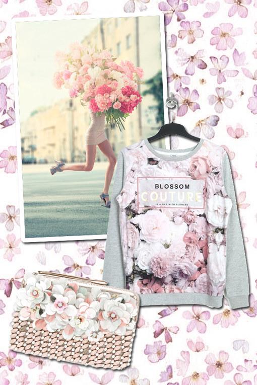 Da blüht uns was: Der Blumenmuster Modetrend 2015