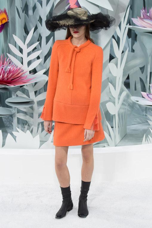 Défilé Chanel Haute Couture Printemps-Eté 2015