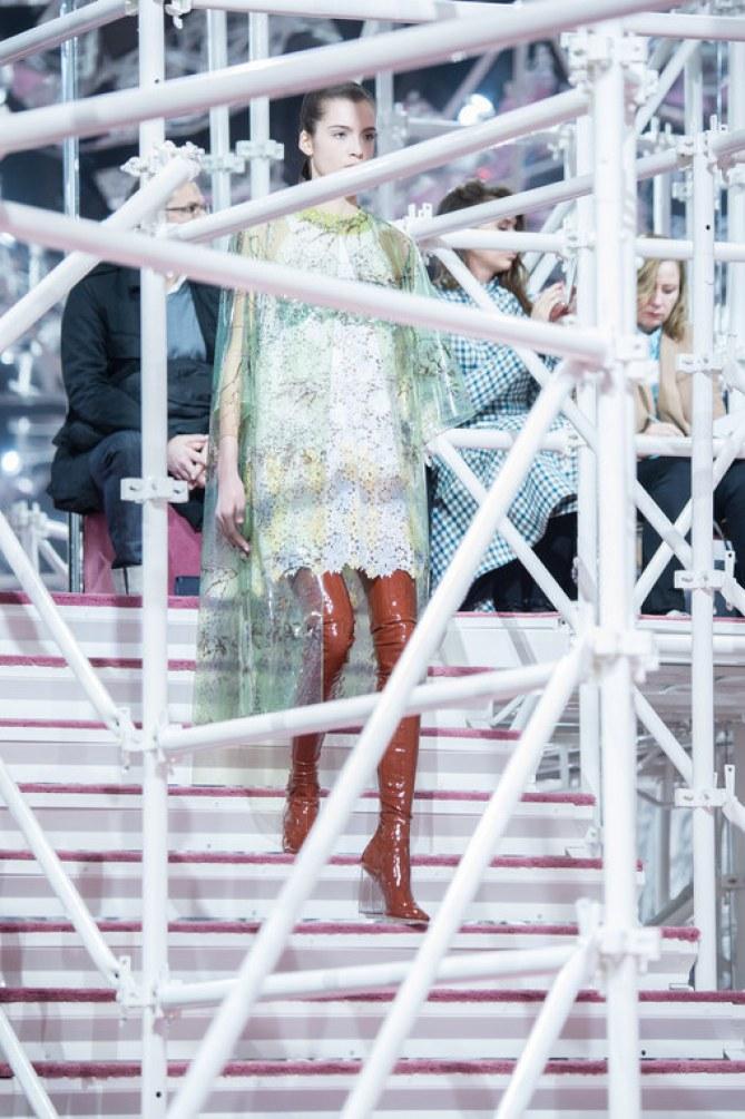 Défilé Christian Dior Haute Couture Printemps-Eté 2015