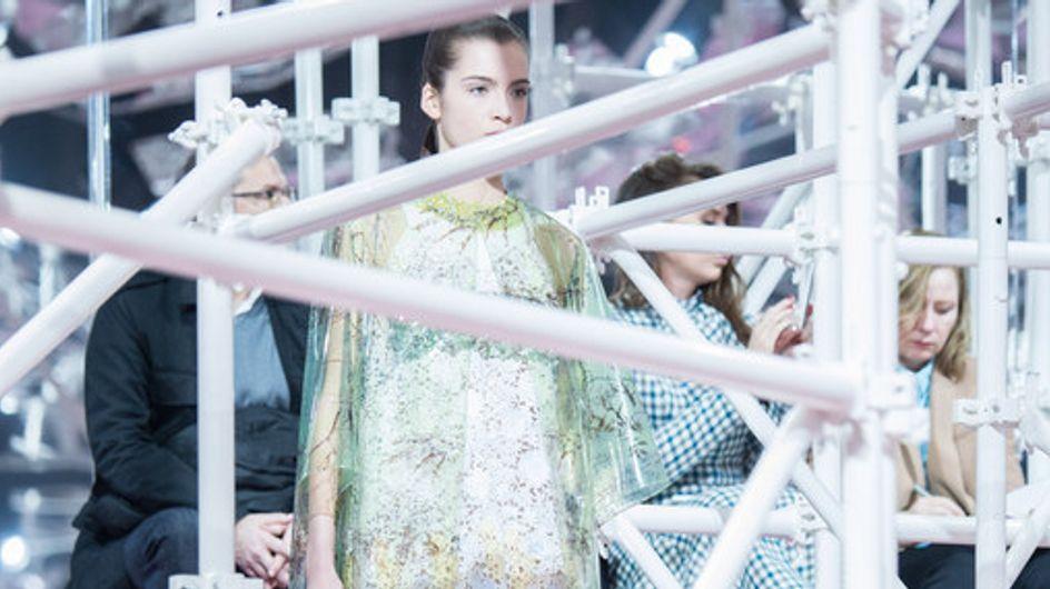 Le vestiaire pop et glitter de Christian Dior