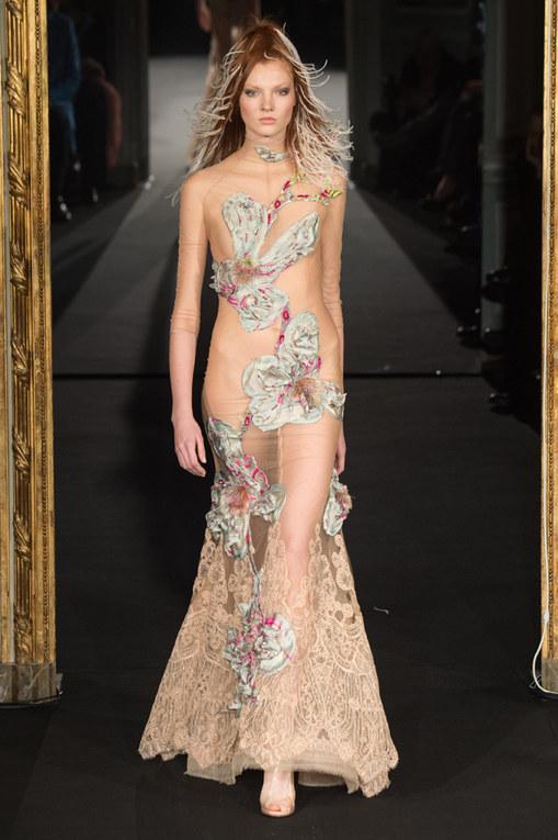 Alexis Mabille Haute Couture primavera estate 2015