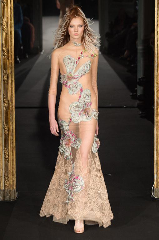Défilé Alexis Mabille Haute Couture Printemps-Eté 2015
