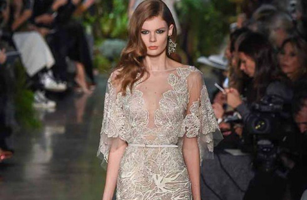 Elie Saab: París Alta Costura Primavera-Verano 2015
