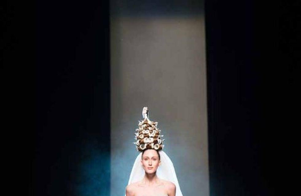 Jean Paul Gaultier: París Alta Costura Primavera-Verano 2015