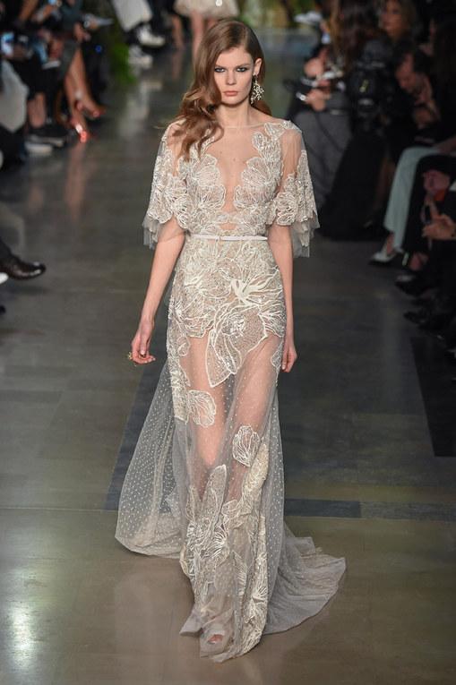 Elie Saab Haute Couture primavera estate 2015