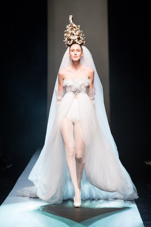 Jean Paul Gaultier Haute Couture primavera estate 2015