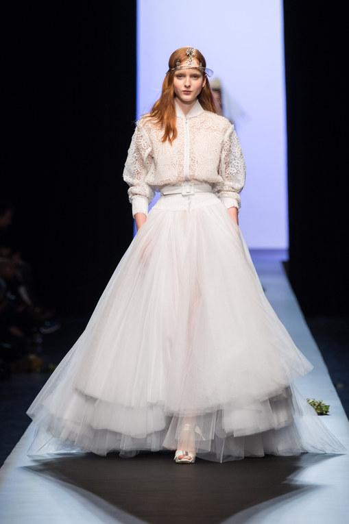 Robe de mariée Jean Paul Gaultier Haute Couture