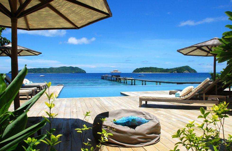 Las mejores islas privadas para tu luna de miel