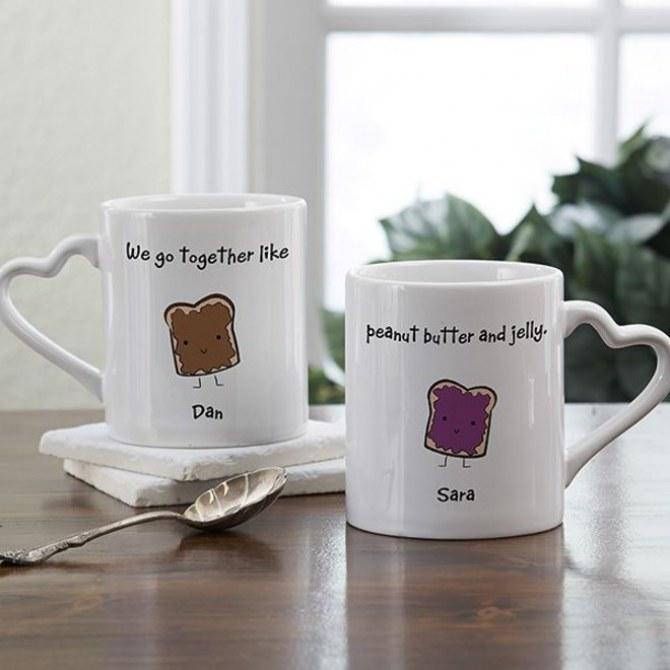 Objetos de decoração (fofitos!) para casais