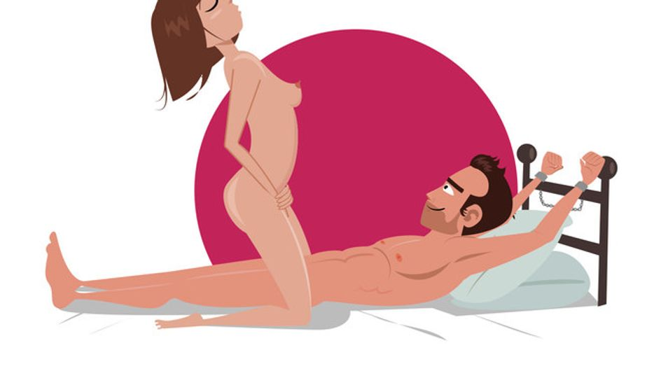 """50 Shades of Grey Sex Positions To Channel Your """"Inner Goddess"""""""