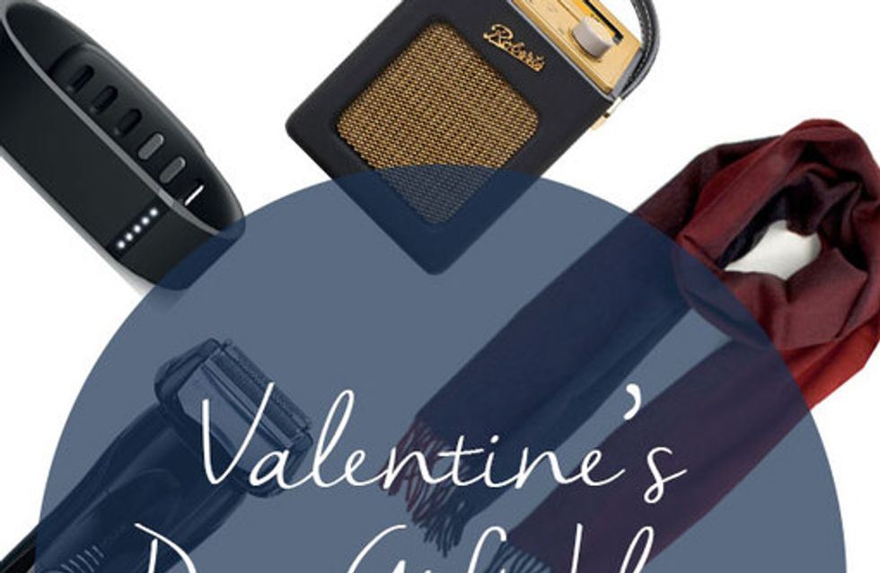 Valentine's Day Gift Ideas For Him: What Your Man Really Wants