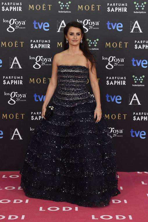 Los mejor y peor vestidos de los Goya 2015