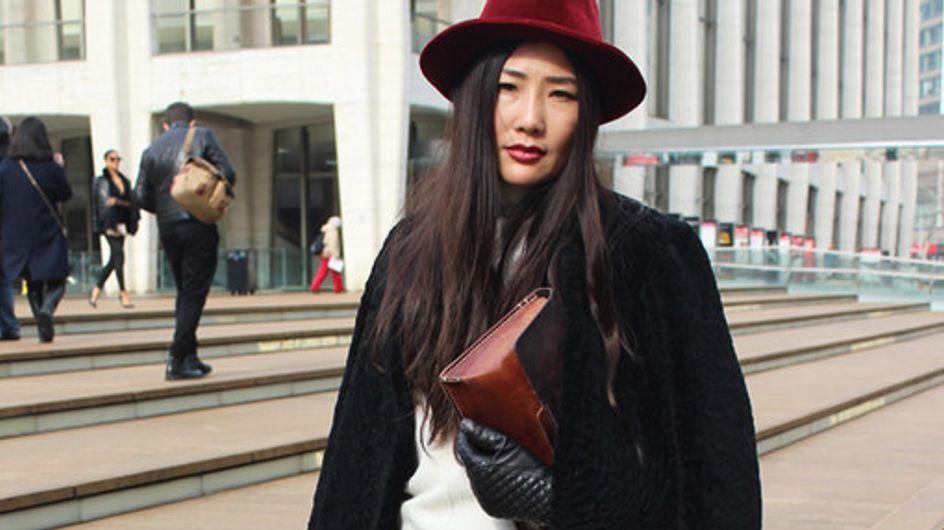 New York Fashion Week Street Style A/W 15