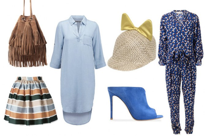 La moda della primavera estate 2015: i Must Have