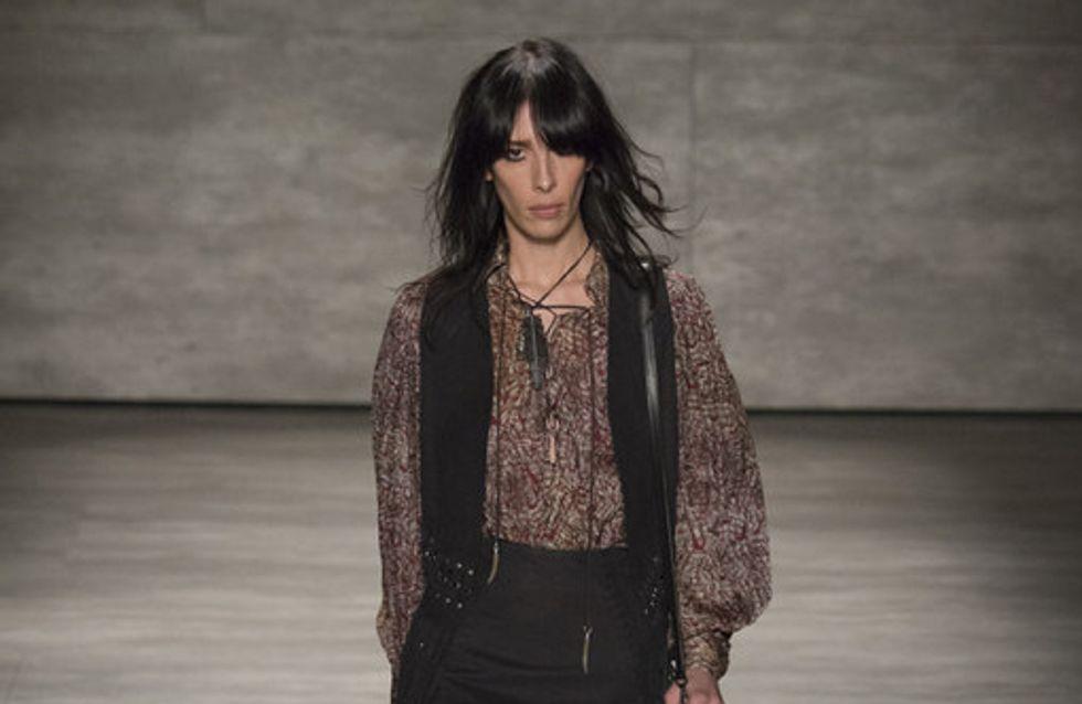 Rebecca Minkoff: New York Fashion Week Otoño-Invierno 2015/16